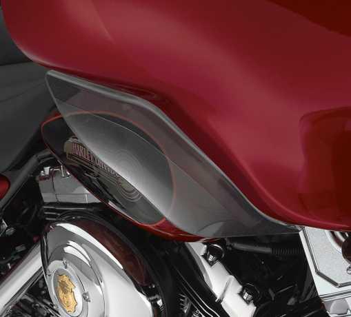 Harley-Davidson Fairing Air Deflectors Light Smoke  - 58120-96A