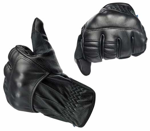 Biltwell Biltwell Belden Gloves Black  - 581254V