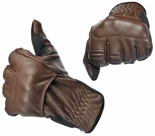 Biltwell Biltwell Belden Gloves Chocolate/Black  - 581266V