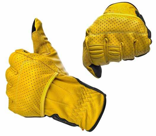 Biltwell Biltwell Borrego Gloves Gold/Black  - 581308V