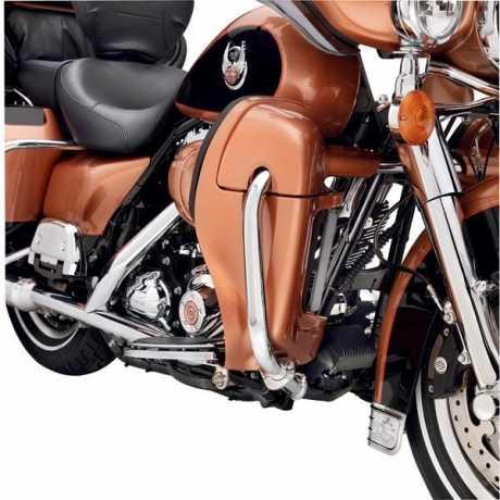 Harley-Davidson Fairing Lower Detachable Hardware Kit  - 58146-07