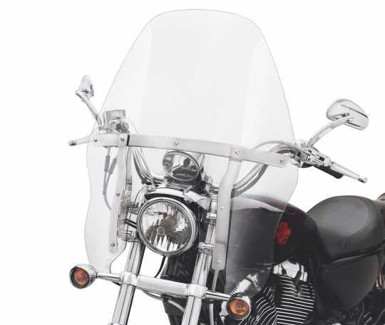 "Harley-Davidson Abnehmbare Touring Windschutzscheibe 19"" klar  - 58158-08"