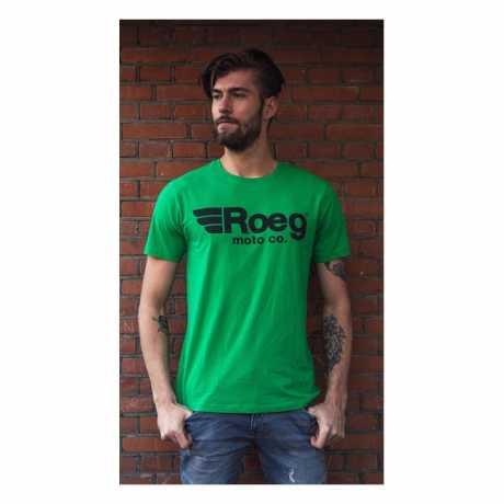 Roeg Roeg OG T-Shirt grün  - 581922V