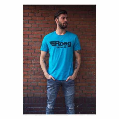 Roeg Roeg OG T-Shirt blau  - 581927V