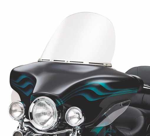 """Harley-Davidson Windschutzscheibe 15"""" klar  - 58314-97"""
