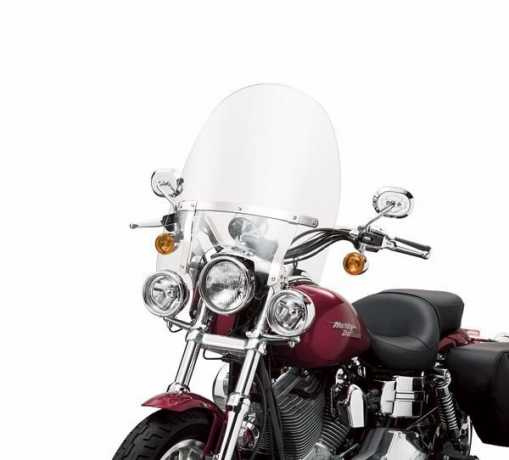 Harley-Davidson Windschutzscheiben-Montagekit & Blinkerverlegung  - 58361-03