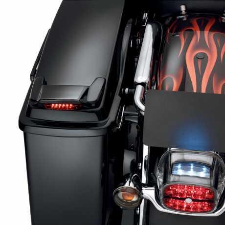 Harley-Davidson Spoiler-Kit für Satteltaschendeckel, grundiert  - 58606-99