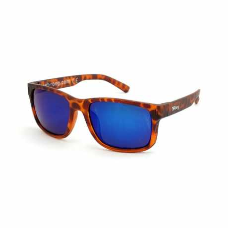Roeg Roeg Billy V2.0 Sonnenbrille Tortoise & Revo blau  - 586290