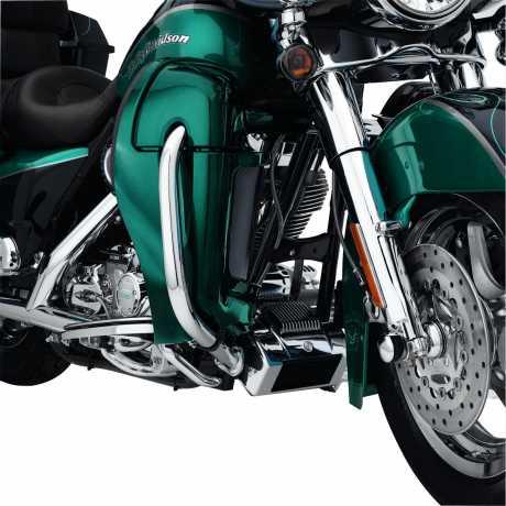 Harley-Davidson Farblich abgestimmte Beinschilde mit Belüftung  - 58854-05V