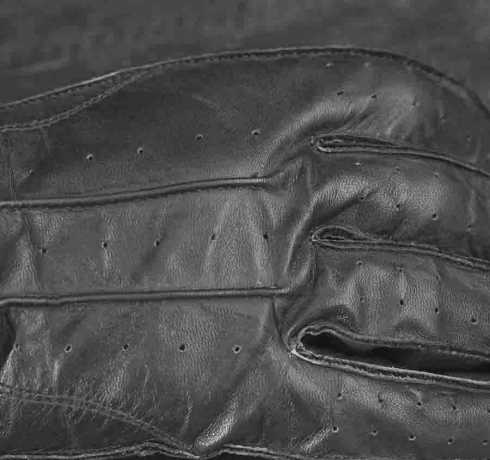 By City By City Second Skin Gloves black  - 590609V
