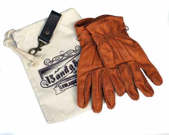 13 1/2 Magazine 13 1/2 Lowlander Gloves cognac XL - 590696