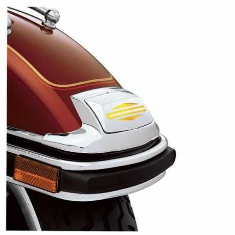 Harley-Davidson Fender Tip Lens Kit Bar & Shield  - 59081-96