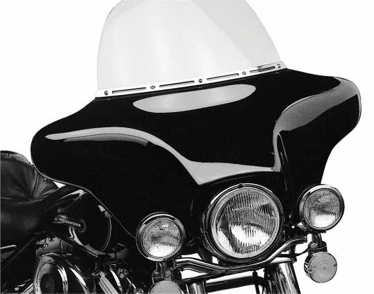 Harley-Davidson Windshield Trim Bar & Shield  - 59133-99