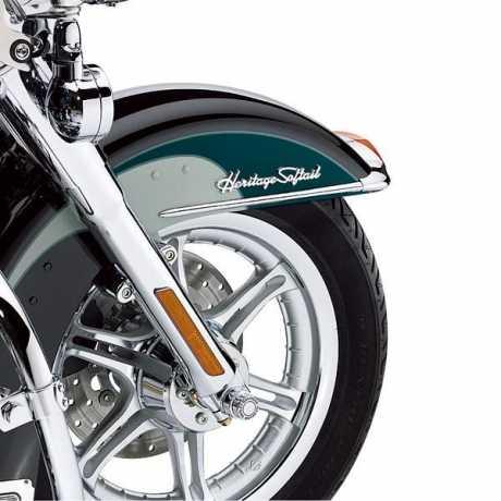 Harley-Davidson Front Fender Trim Kit, chrome  - 59209-91T