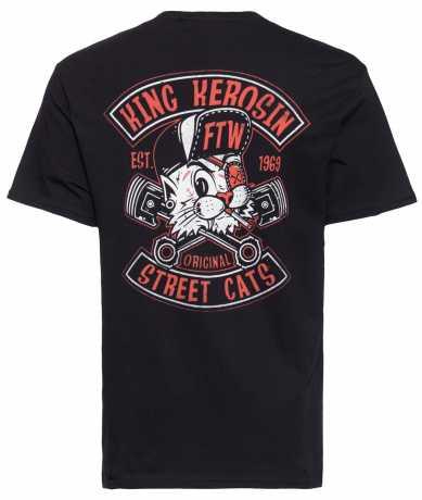 King Kerosin King Kerosin T-Shirt Street Cats schwarz  - 592263V