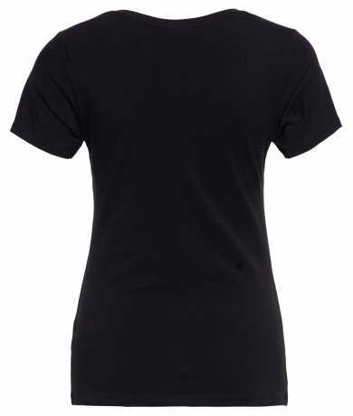 King Kerosin Queen Kerosin Gearhead Damen T-Shirt schwarz  - 592442V