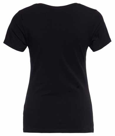 King Kerosin Queen Kerosin Put Something T-shirt black Classic slim fit T M - 592454