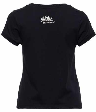 King Kerosin Queen Kerosin Hear, See, Shhh T-Shirt black  - 592487V