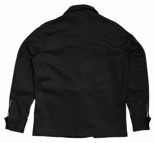 BSMC BSMC Resistant Overshirt Black  - 597418V