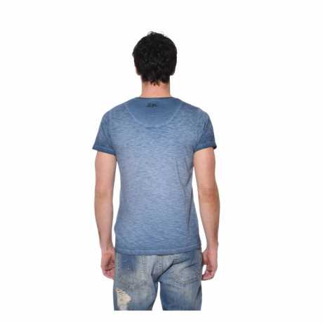 Von Dutch Von Dutch Wing T-Shirt Indigo  - 597782V