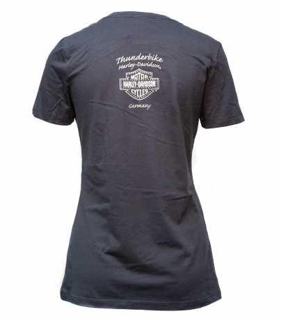 H-D Motorclothes Harley-Davidson Damen T-Shirt Blazin Hot  - 5AD7-HHLJ