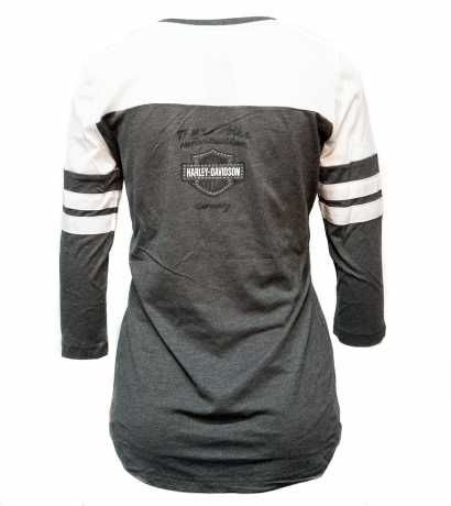 H-D Motorclothes Harley-Davidson women´s 3/4 Sleeve Leaving Your Mark  - 5AE8-HHLX