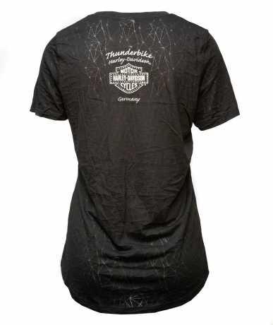 H-D Motorclothes Harley-Davidson Damen T-Shirt Road  - 5AK1-HHLU