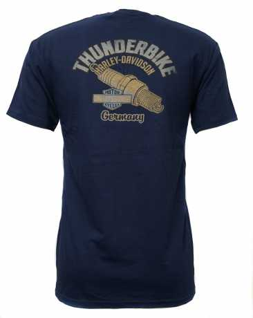 H-D Motorclothes Harley-Davidson T-Shirt Easy To Ride blau  - 5AN6-HHV9