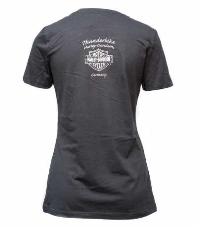 H-D Motorclothes Harley-Davidson Damen T-Shirt Bling  - 5AR8-HHLT