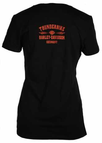 H-D Motorclothes Harley-Davidson women´s T-Shirt Riding on the Wind  - 5AR8-HK4P
