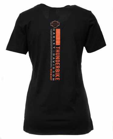 H-D Motorclothes Harley-Davidson women´s T-Shirt Beyond Belief black  - 5AR8-HK5B