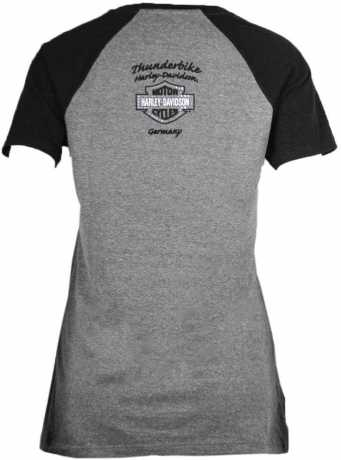 H-D Motorclothes Harley-Davidson women´s T-Shirt Cross Winds L - 5AR9-HHIV-L