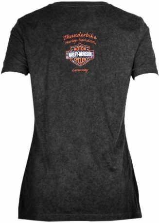 H-D Motorclothes Harley-Davidson women´s T-Shirt Skull Laborer  - 5AS4-HHJ2