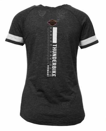 H-D Motorclothes Harley-Davidson women´s T-Shirt Making Up Time grey  - 5FLV-HSDA