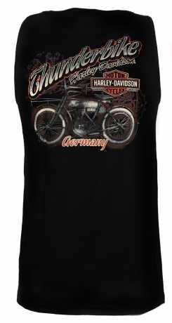 H-D Motorclothes Harley-Davidson Muscle Shirt High Side  - 5L30-HSC8