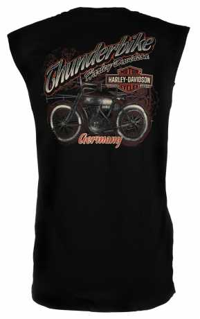 H-D Motorclothes Harley-Davidson Muscle Shirt  King for a Day M - 5L31-HK4J-M