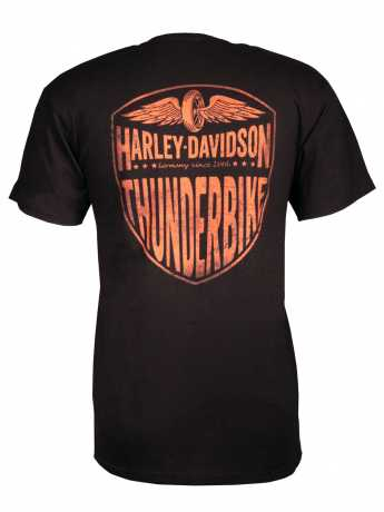H-D Motorclothes Harley-Davidson T-Shirt Significant Bar & Shield XXL - 5L33-8842-XXL