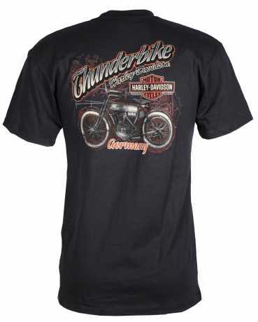 H-D Motorclothes Harley-Davidson T-Shirt Wheels of Rage  - 5L33-HHPP
