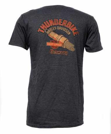 H-D Motorclothes Harley-Davidson T-Shirt Roads to Conquer grey  - 5L33-HHTQ