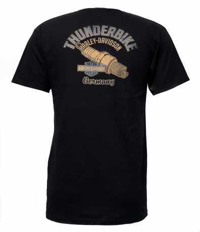 H-D Motorclothes Harley-Davidson T-Shirt Skulls Honor schwarz  - 5L33-HHTR
