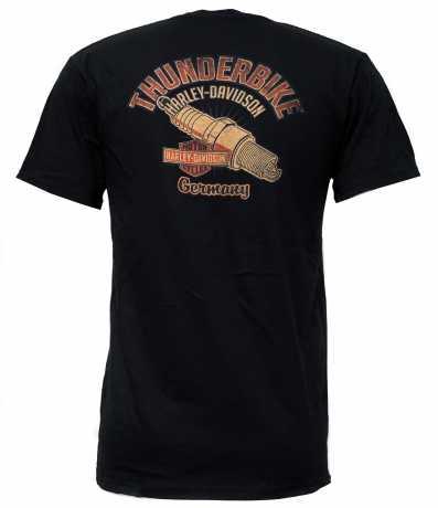 H-D Motorclothes Harley-Davidson T-Shirt Unleash The Legend schwarz  - 5L33-HHKT