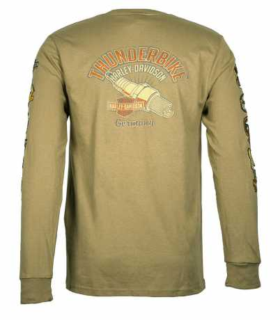 H-D Motorclothes Harley-Davidson Longsleeve Best Of The Breed  - 5L36-HHI2