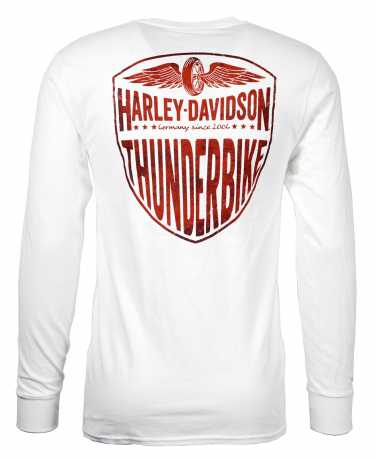 H-D Motorclothes Harley-Davidson men's Longsleeve Elegant Rider  - 5L36-HK5T
