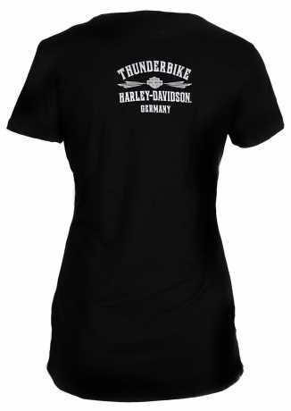 H-D Motorclothes Harley-Davidson women´s T-Shirt Highway Remedy  - 5M0L-HK4Q