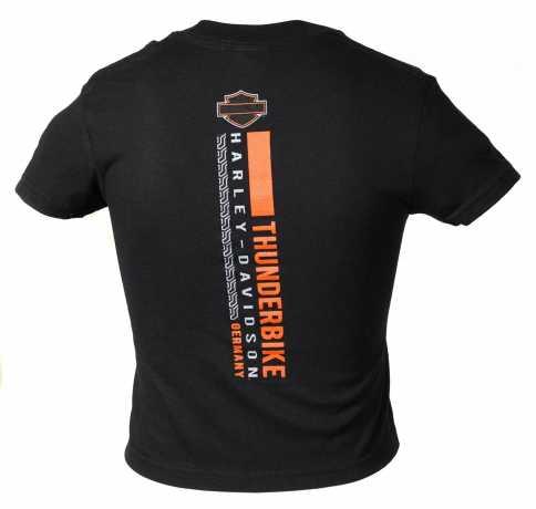 H-D Motorclothes Harley-Davidson Kids T-Shirt V-Twin Triumph 10Y - 5M47-HG3P-10Y