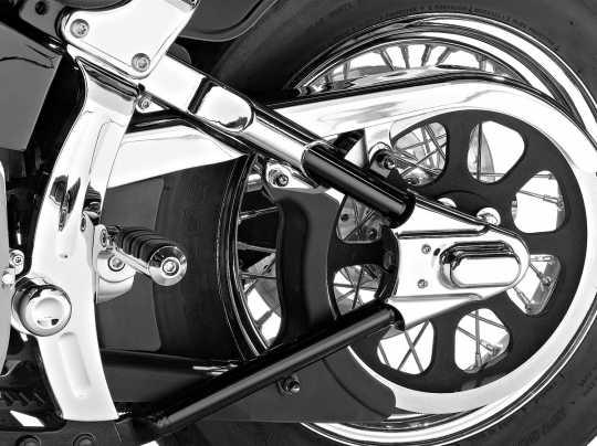 Küryakyn Küryakyn Boomerang Frame Cover, Chrome  - 60-5260