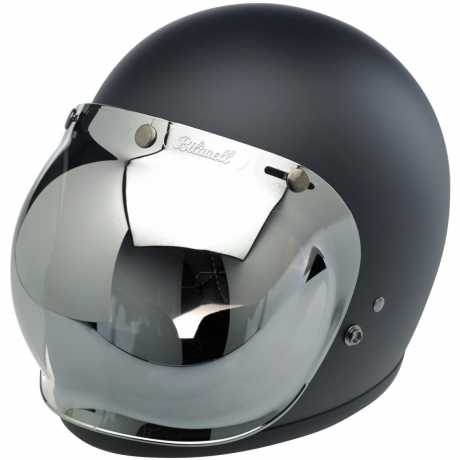 Biltwell Biltwell Bubble Shield Chrome Mirror - 559475