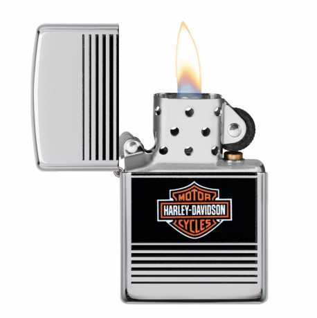 Zippo Zippo Harley-Davidson Lighter High Polish  - 60.004.959