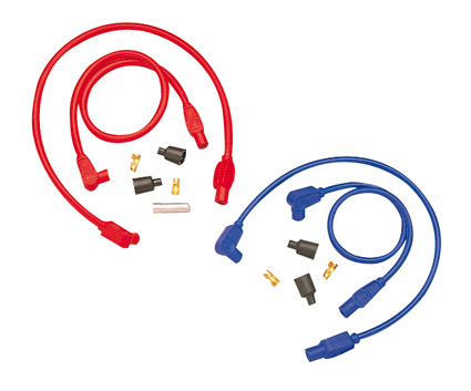 Taylor Taylor 8mm Ignition Cable Set red - 60-2143