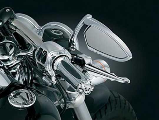 Küryakyn Küryakyn Premium Zombie Griffe mit Throttle Boss chrom  - 60-5119
